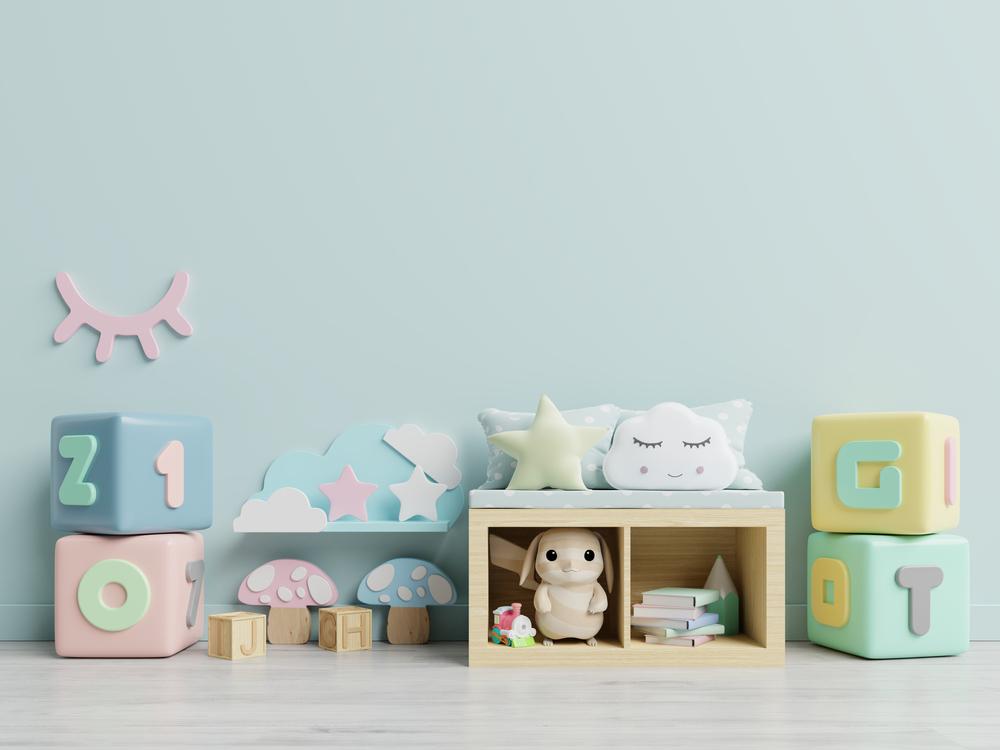 Guide de décoration d'une chambre d'un bébé