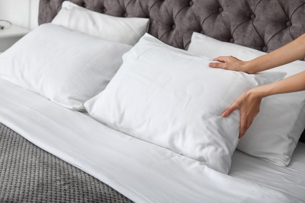 taies et protections d'oreiller
